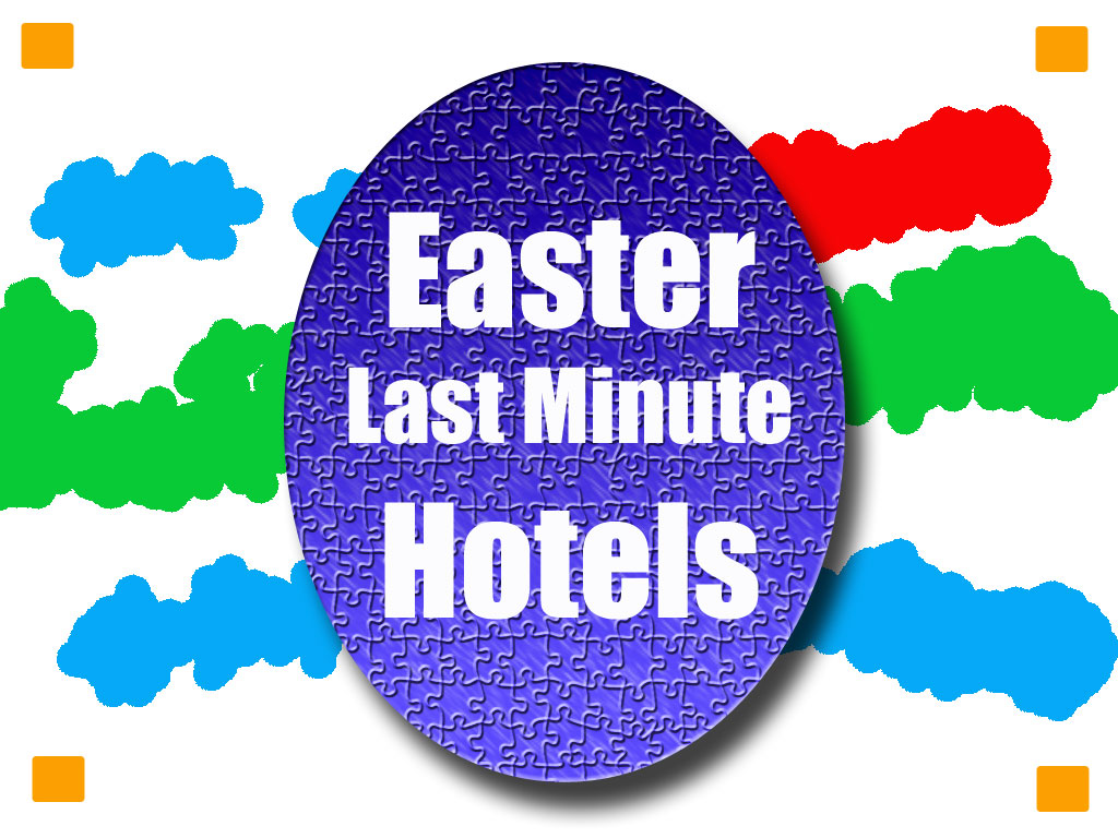 Easter last minute hotels image