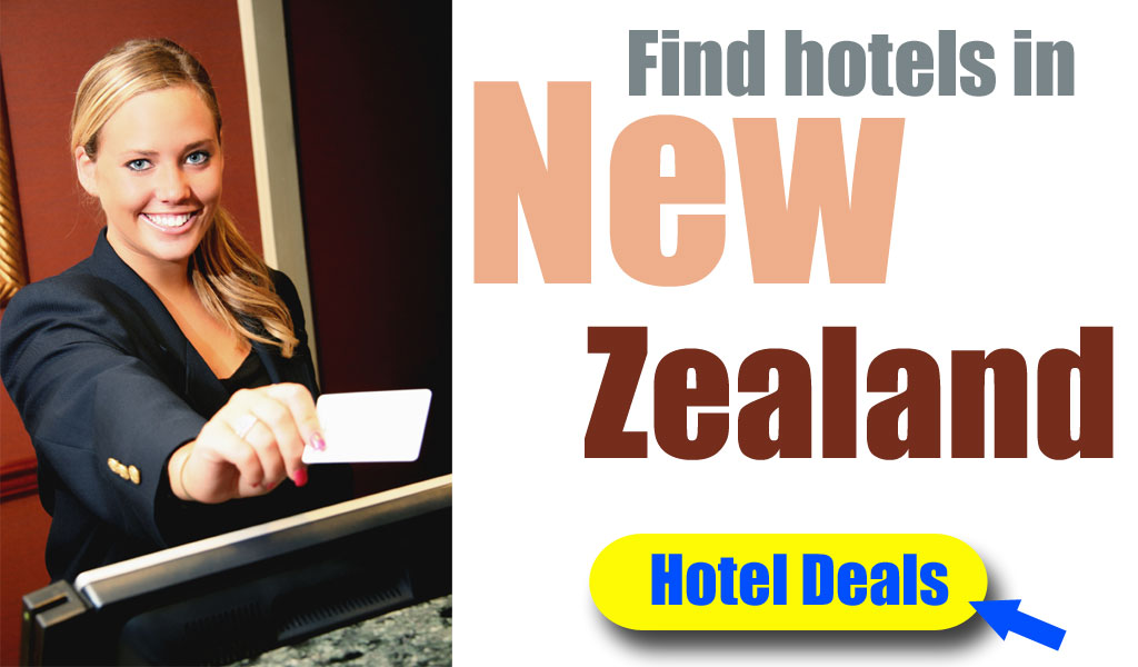 find hotels in new zealand, hotel deals and travel
