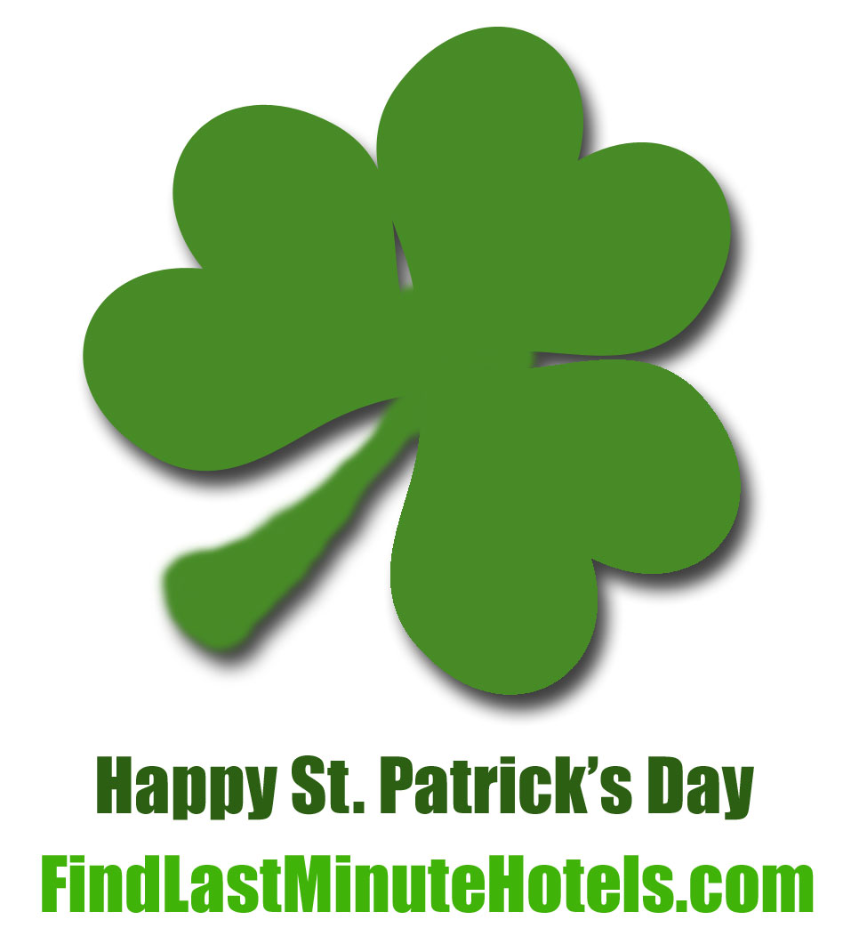 St. Patrick's last minute hotels