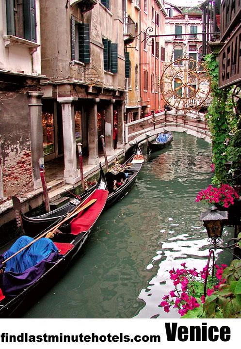 Venice canal Italy