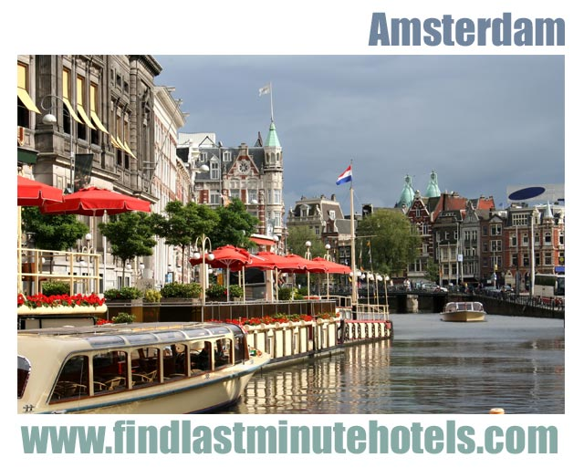 Amsterdam netherlands travel vacation destination