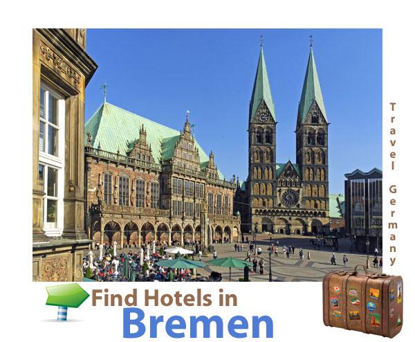 Find Hotels in Bremen, Germany