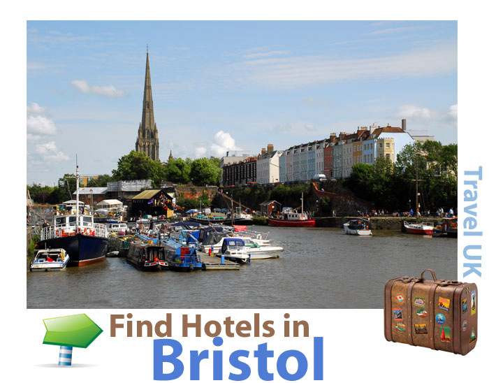 Find hotels in Bristol UK