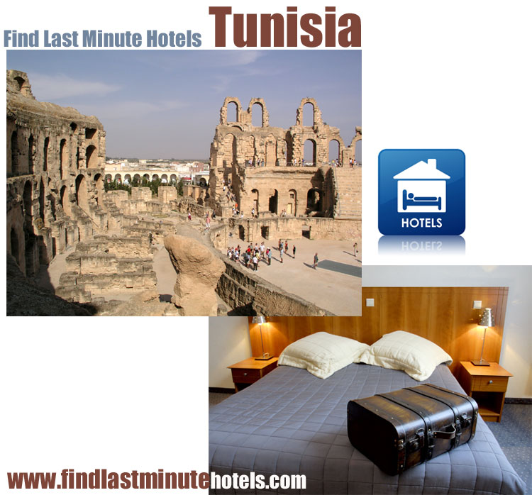 find last minute Tunis hotels