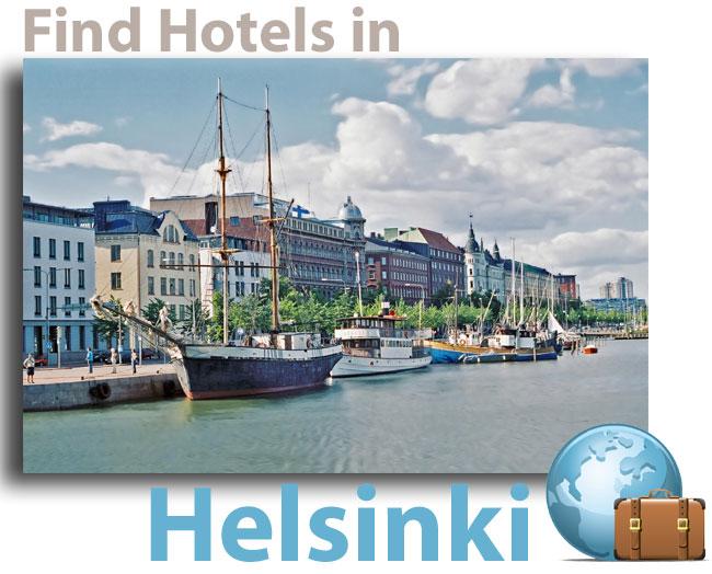 find last minute Helsinki hotels