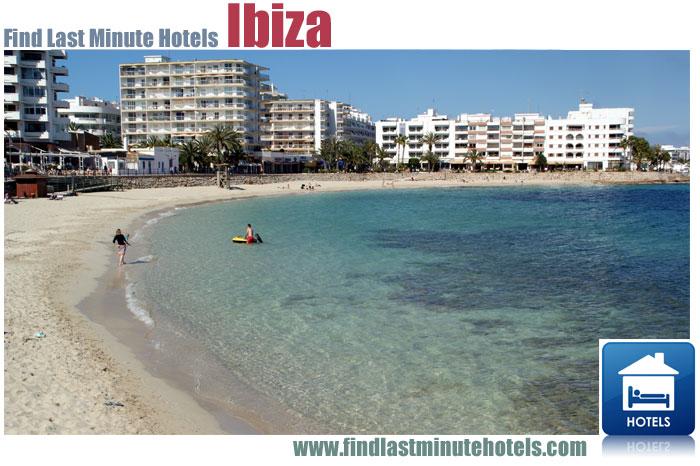 hotels on Ibiza Island, Spain