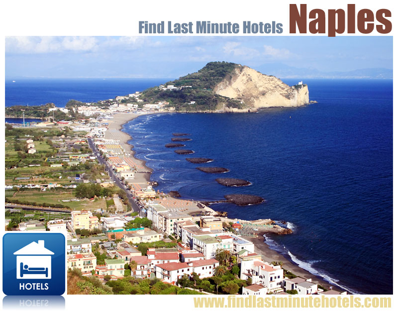 Naples, Italy, find hotels last minute