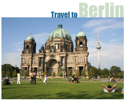 Berlin travel, Germany