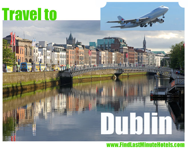 travel to Dublin, Ireland