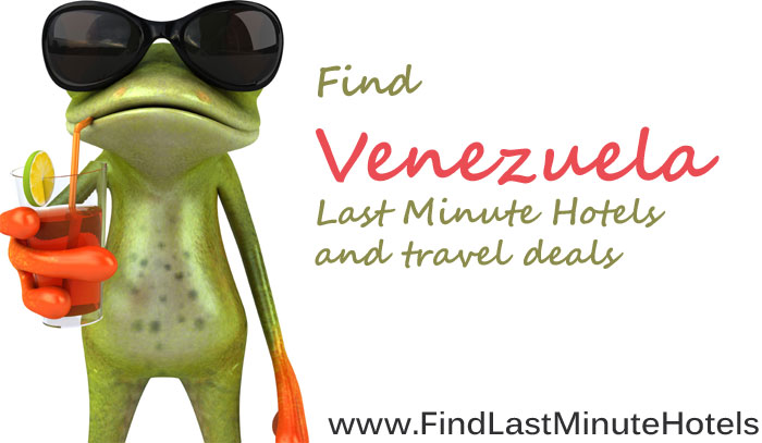 find Venezuela travel and last minute hotel deals online